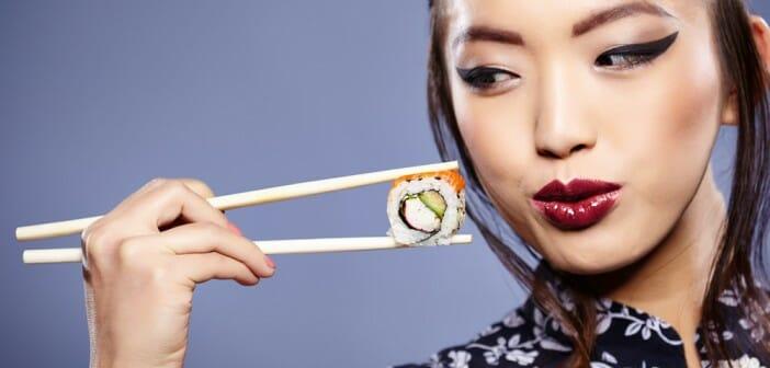 Maigrir en mangeant japonais - Le blog Anaca3.com