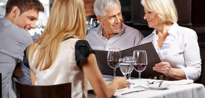Manger sans gluten au restaurant