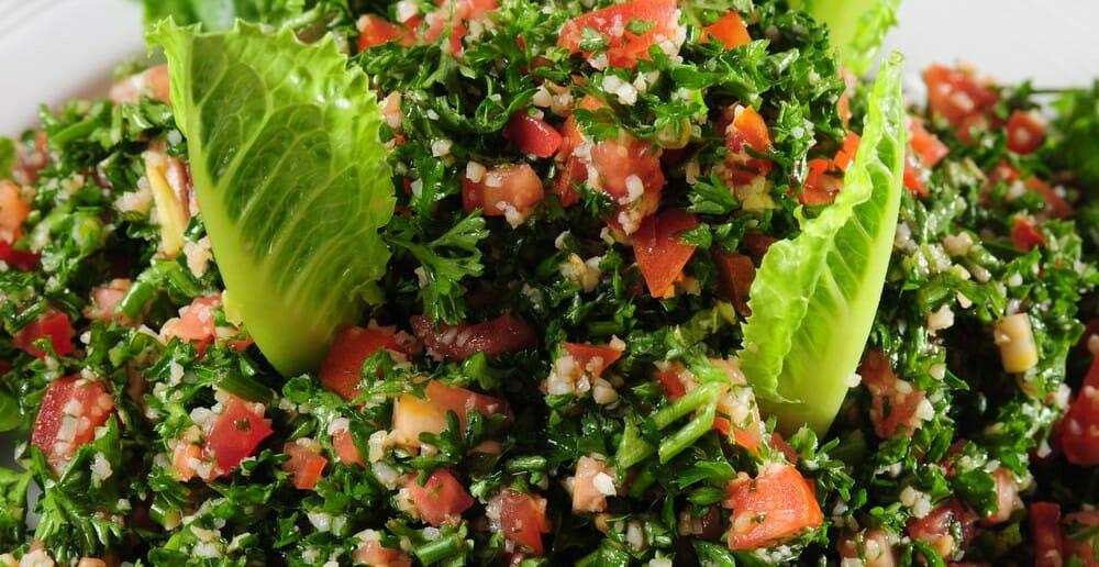 Que manger au restaurant libanais pendant un régime ?