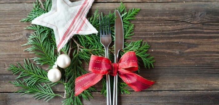 3 menus minceur de Noël