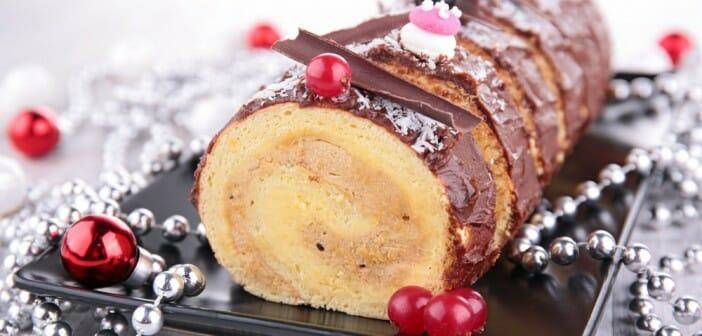 Recette dessert noel light