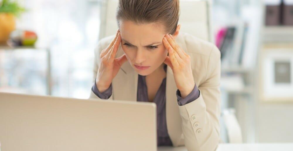 Grossir à cause du stress