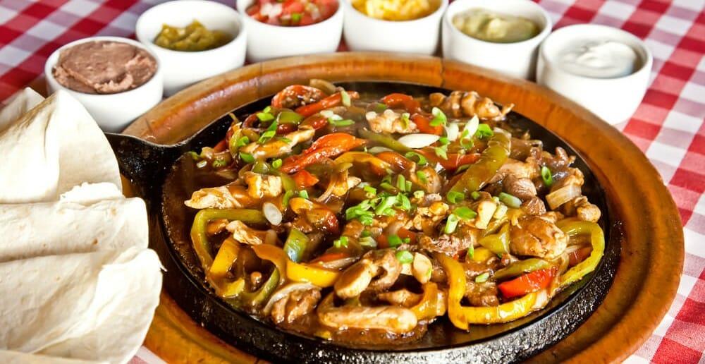 Manger light au restaurant Mexicain