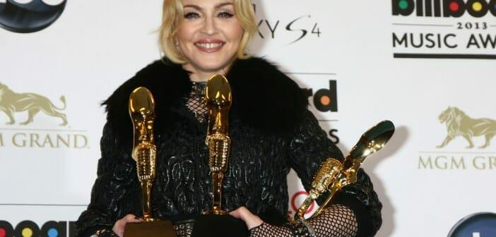 Le régime de Madonna - Le blog Anaca3.com