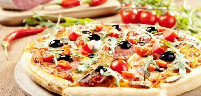 Manger équilibré au restaurant italien