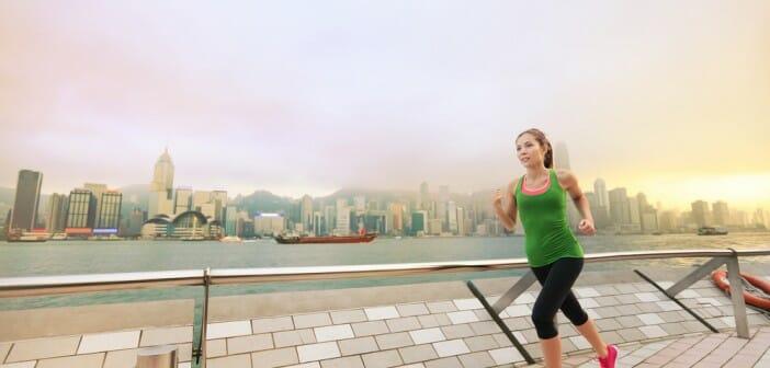 Le Jogging pour maigrir