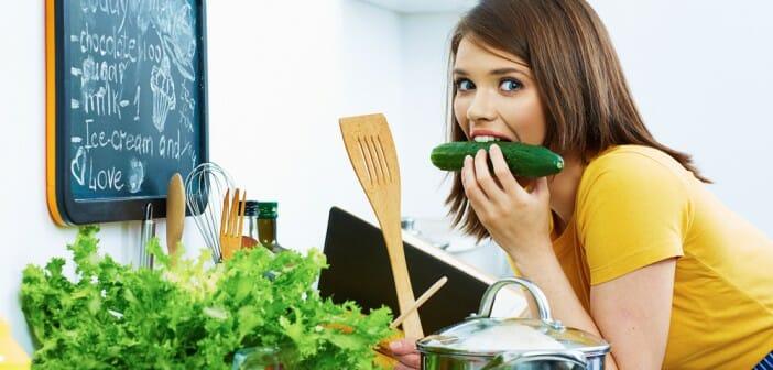 Menu du régime low carb