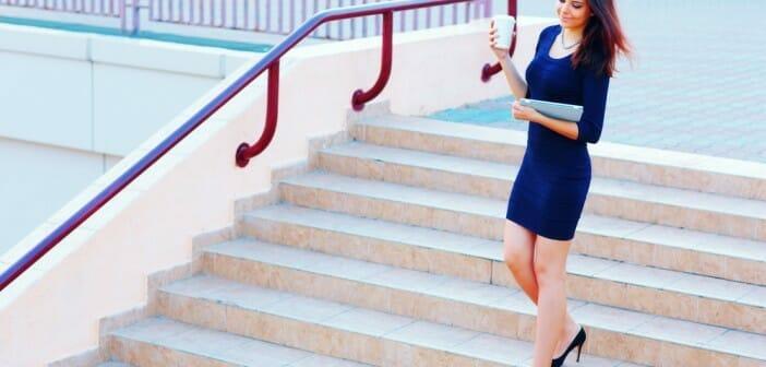 Descendre les escaliers fait-il maigrir ? - Le blog Anaca3.com
