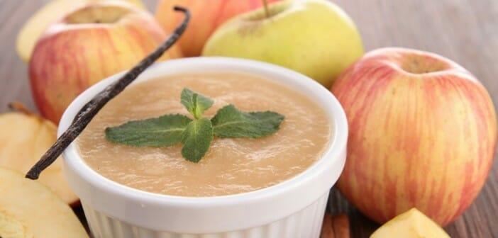 La compote de pomme fait-elle grossir ?