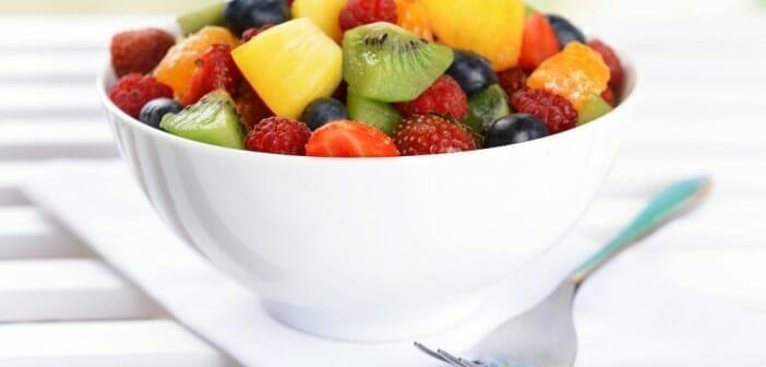 La salade de fruits fait elle grossir ?
