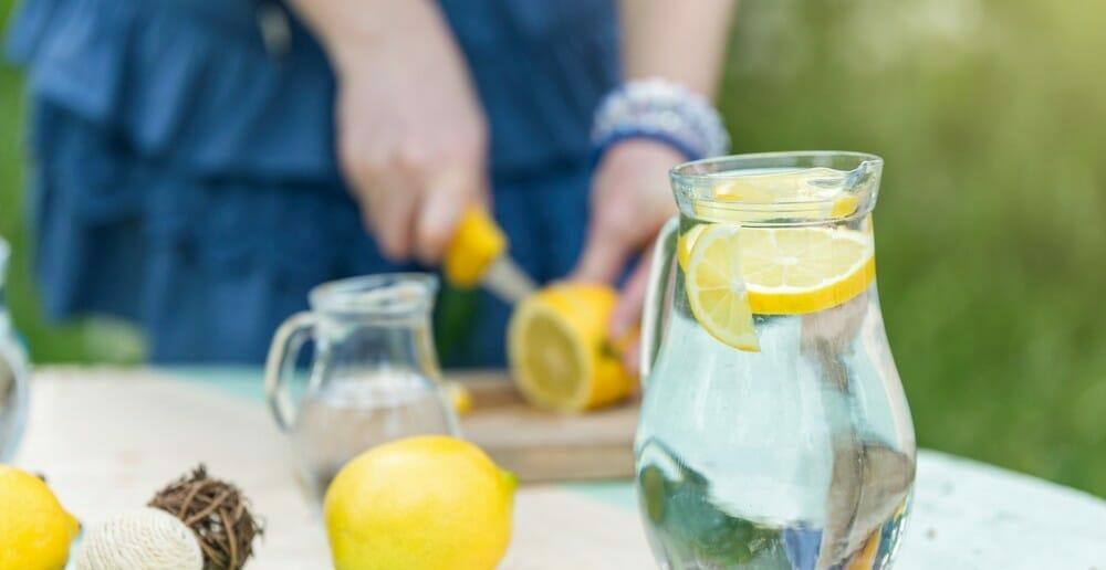 Le citron pour maigrir