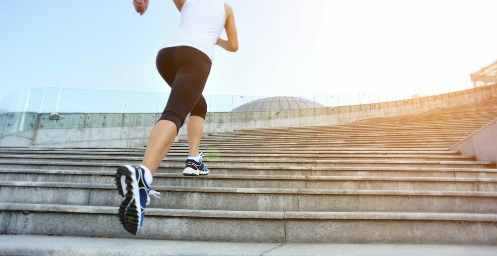Monter les escaliers fait-il maigrir ?