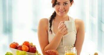 3 menus équilibrés pour maigrir