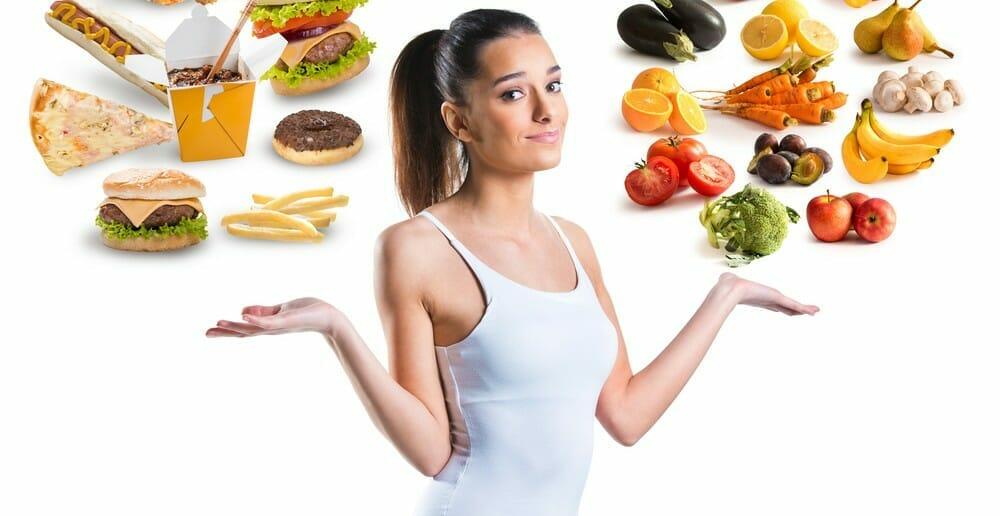 Alimentation saine et équilibrée pour maigrir