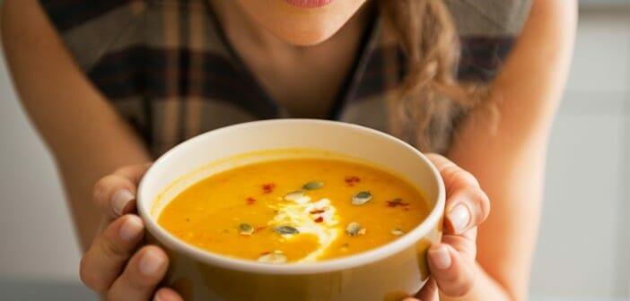 La soupe minceur exemples et fonctionnement le blog for Soupe pour mincir