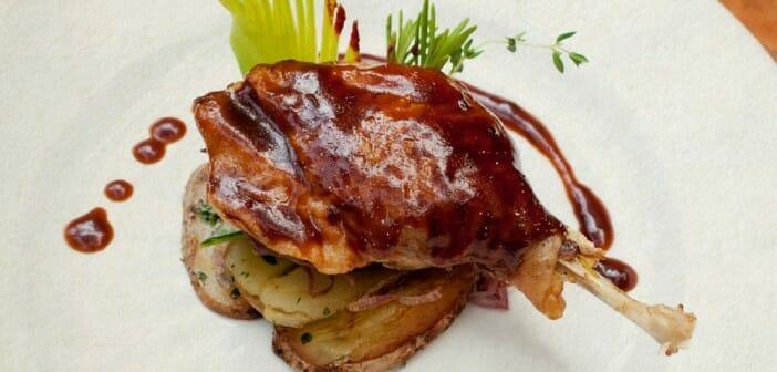 Le confit de canard est il gras le blog - Cuisiner cuisse de canard confite ...