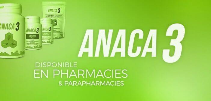 Anaca3 en vente en pharmacie et parapharmacie le blog - Produit coupe faim vendu en pharmacie ...