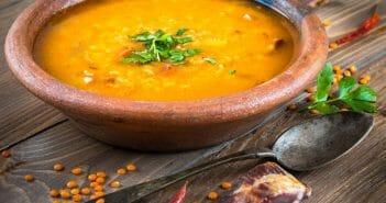Faire sa soupe maison pour perdre du poids ?
