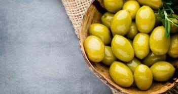l-olive-verte-fait-elle-maigrir