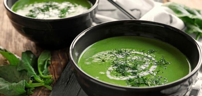 La soupe d'épinards pour maigrir? - Le blog Anaca3.com