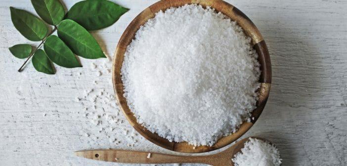 maigrir avec sel epsom
