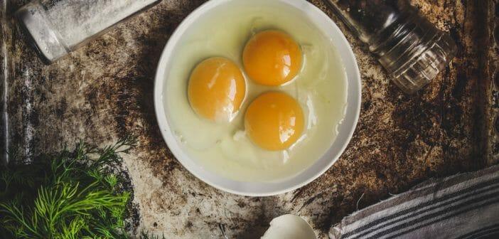 3 recettes l g res cuisiner avec des jaunes d oeufs le blog - Cuisiner des oeufs ...