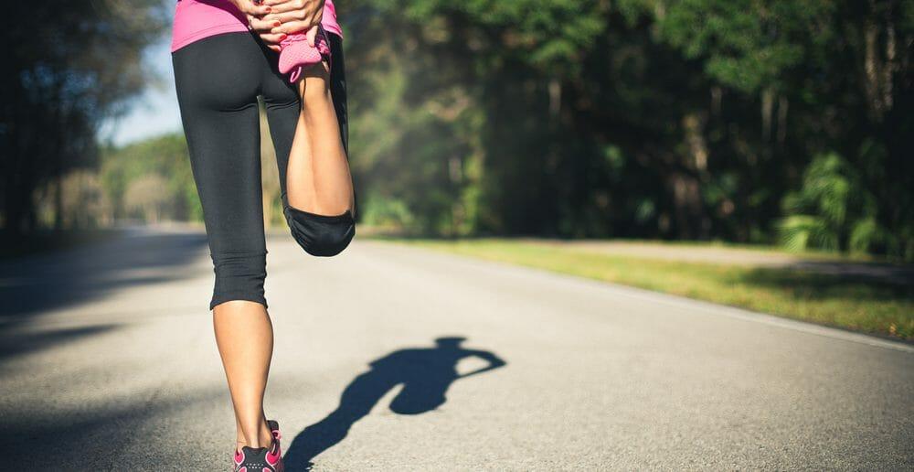 Faire des étirements pour perdre du poids