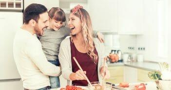 Faire un régime en famille, la bonne idée