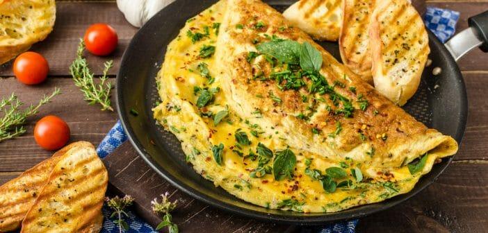 L'omelette fait-elle maigrir