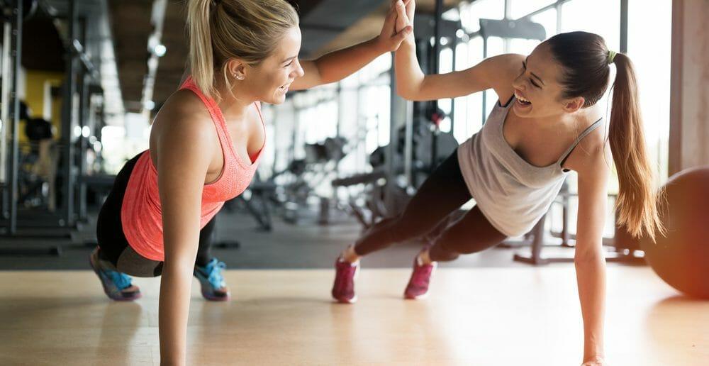 Le fitness pour avoir un ventre plat