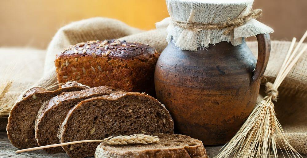 Le pain de seigle fait maison fait-il grossir