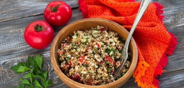 Le quinoa fait-il gonfler le ventre ? - Le blog Anaca3.com