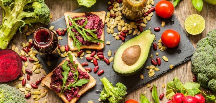 Le régime vegan pour maigrir