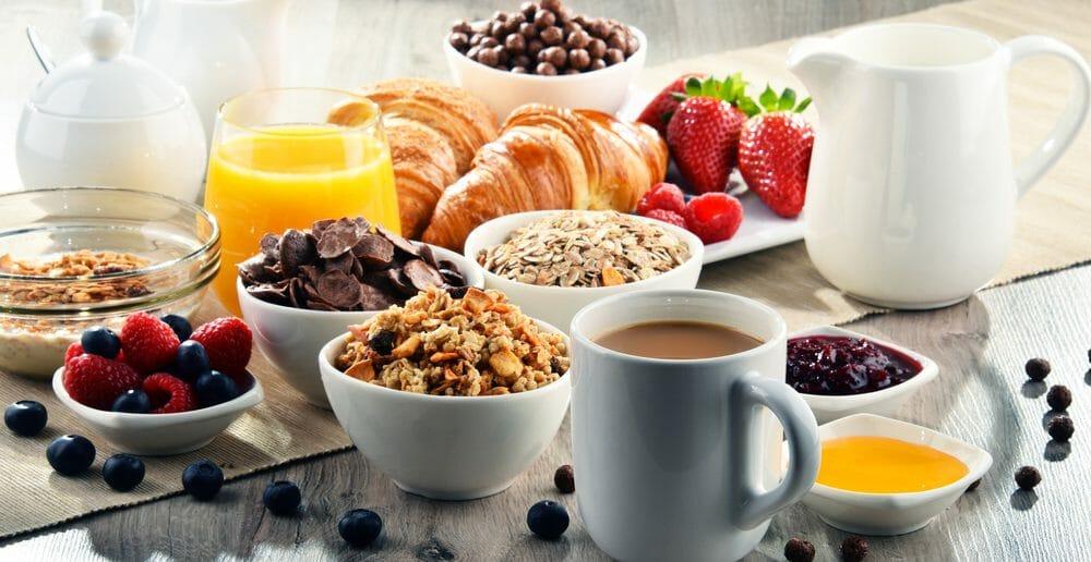 Recettes de petits-déjeuners dans le régime hyperprotéiné