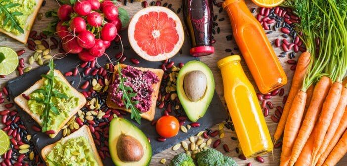 Régime protéiné et végétarien, compatibles
