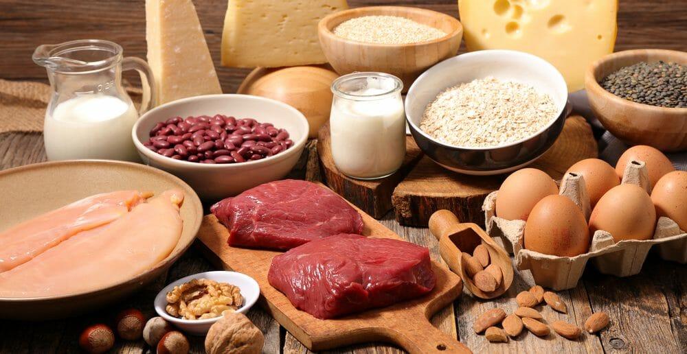 Régime protéiné: liste des aliments autorisés