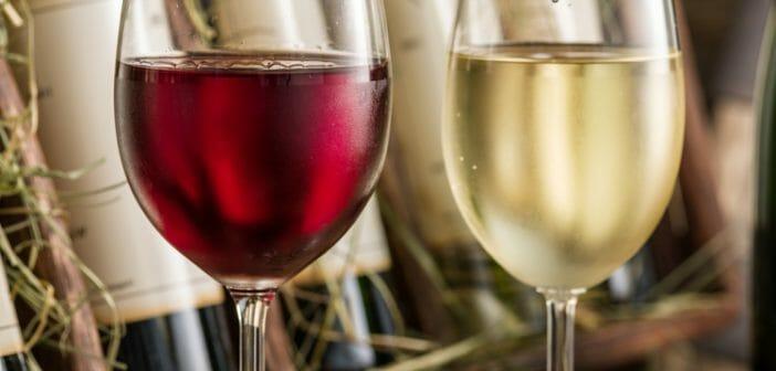 Vin rouge ou vin blanc pour maigrir ? - Le blog Anaca3.com