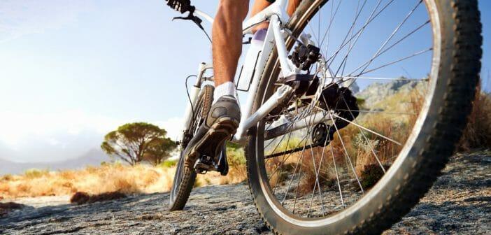 Combien de km par jour en vélo pour perdre des kilos