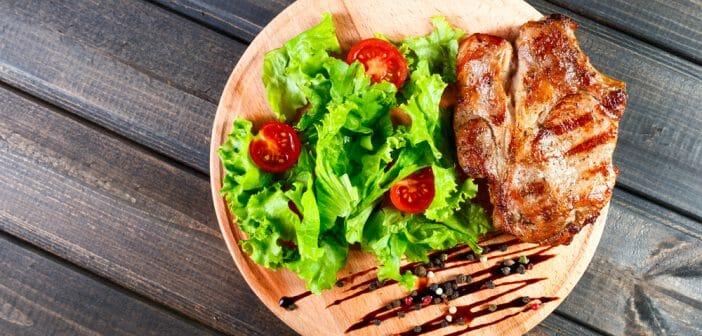 purquoi manger de la viane fait maigrir
