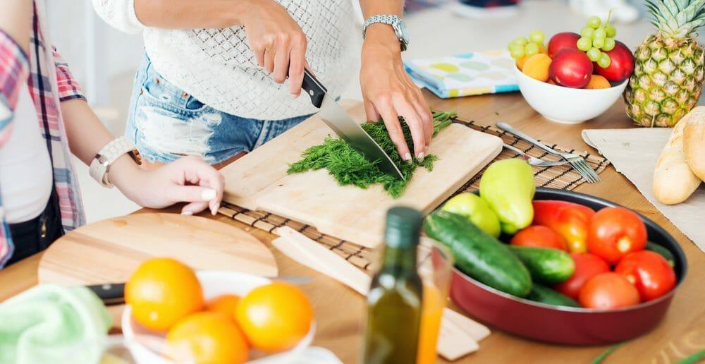 Comment manger équilibré pour perdre 1 kg