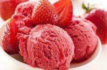 Est-ce que je peux manger un sorbet à la fraise pendant mon régime