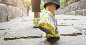 Est-il possible de maigrir en marchant dix kilomètres par jour