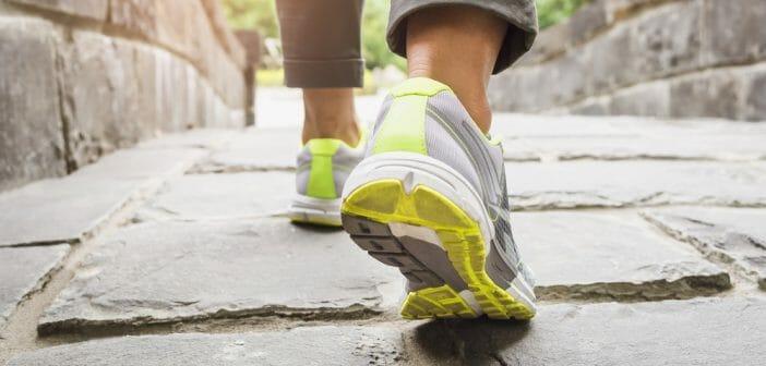 Est-il possible de maigrir en marchant dix kilomètres par