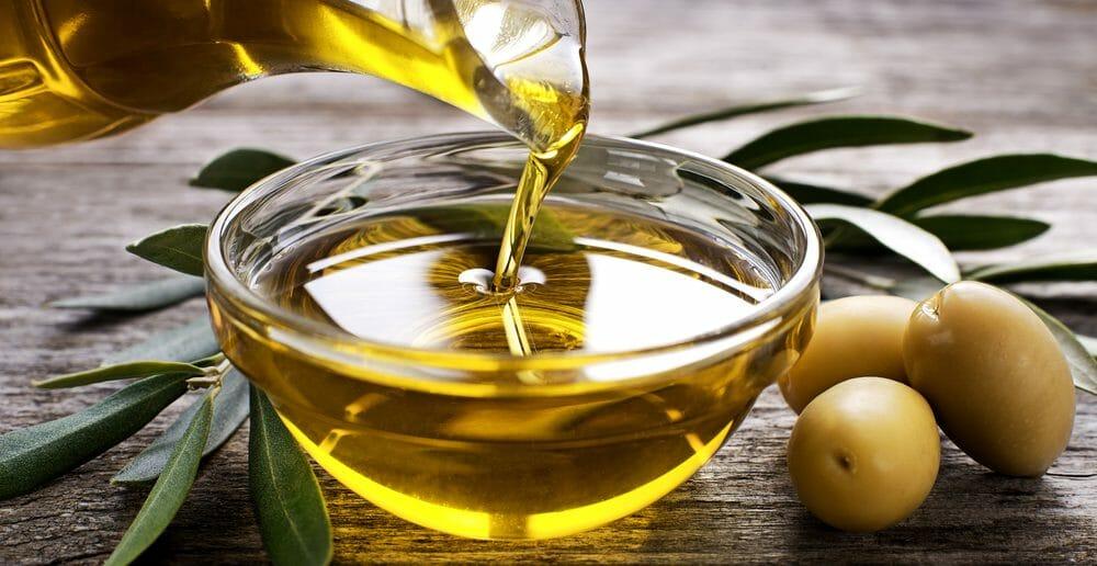 L'huile d'olive pour avoir un ventre plat