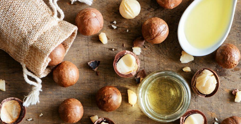 L'huile de noix de macadamia pour lutter contre les vergetures
