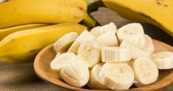 La banane dans le régime sportif : un indispensable