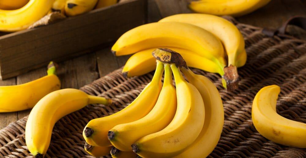 La banane dans un régime hyperprotéiné, oui ou non