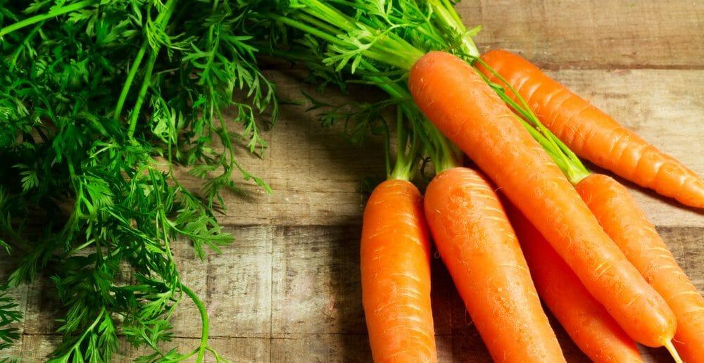 La carotte aide-t-elle à avoir un ventre plat