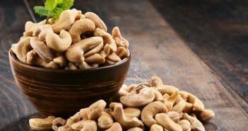 La noix de cajou : oui ou non pendant le régime Dukan