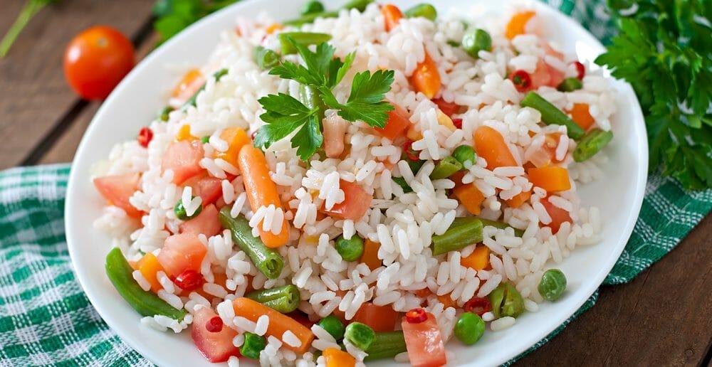 La salade de riz fait-elle grossir
